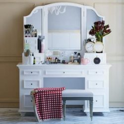 Dressing table M25 3d model Download Maxbrute Furniture Visualization