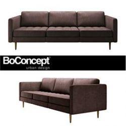 BoConcept-Osaka 3d model Download Maxbrute Furniture Visualization