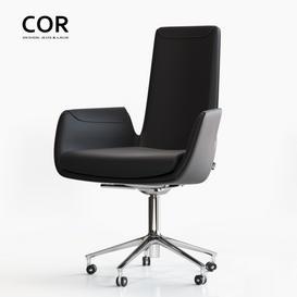 COR Cordia Office 3d model Download Maxbrute Furniture Visualization