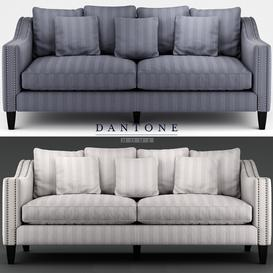 dantonehome lion sofa 3d model Download Maxbrute Furniture Visualization