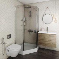 set bathroom 3 3d model Download Maxbrute Furniture Visualization