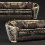 Sofa GoldConfort Divano 4 posti 4 seater fofa