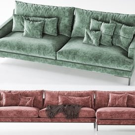 POLIFORM _Bellport Sofa 3d model 3dsmax  Download -Buy -Maxbrute Furniture
