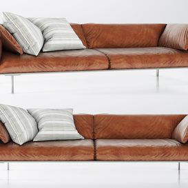 Poltrana Frau John-John Sofa 3d model 3dsmax  Download -Buy -Maxbrute Furniture