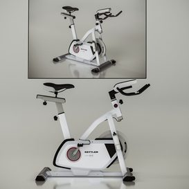 Kettler Exercise Bike 3d model 3dsmax  Download -Buy -Maxbrute Furniture