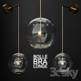 Bra G &  C Bolle Soffio (vertical long) CLEAR / COLD 3d model Download Maxbrute Furniture Visualization