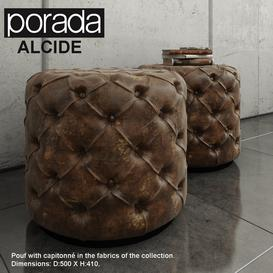 Porada Alcide 3d model Download Maxbrute Furniture Visualization