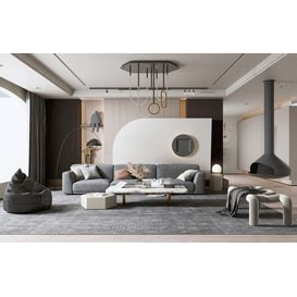 Sofa 06 3d model 3dsmax  Download -Buy -Maxbrute Furniture